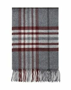 The Men's Store at Bloomingdale's Cashmere Exploded Plaid Scarf - 100% Exclusive
