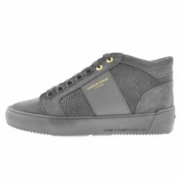 Android Homme Prop Mid GEO Suede Trainers Grey