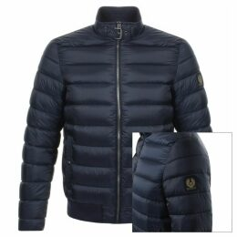 Belstaff Circuit Down Jacket Navy