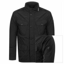 Ralph Lauren Modern Poly Fill Jacket Black