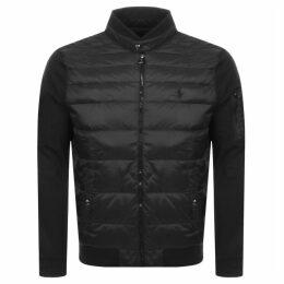 Ralph Lauren Down Jacket Black
