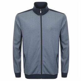BOSS HUGO BOSS Full Zip Sweatshirt Navy