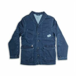 &SONS Trading Co - Crafter Ii Indigo Wash Chore Jacket
