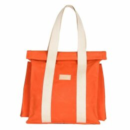 Albam Clothing - Aw19 Gatton Work Jacket Tobacco