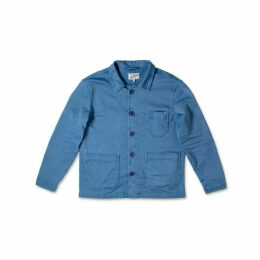 &SONS Trading Co - Blue Bolt Chore Jacket