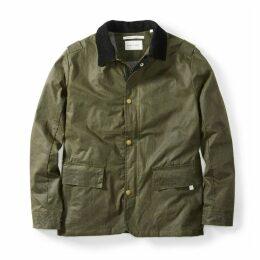 Peregrine - Boarder Jacket Olive