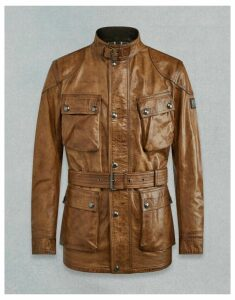 Belstaff TRIALMASTER PANTHER JACKET Brown UK 40 /