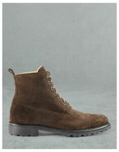 Belstaff NEW ALPERTON BOOTS Brown UK 6 /
