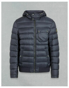 Belstaff STREAMLINE JACKET Blue UK 36 /