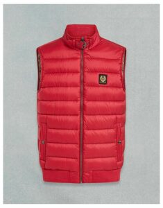 Belstaff CIRCUIT GILET Red UK 46 /