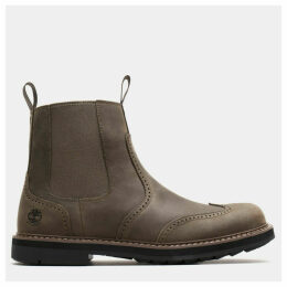 Timberland Squall Canyon Chelsea Boot For Men In Brown Brown, Size 12.5