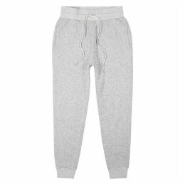 John Elliott Grey Cotton-blend Sweatpants