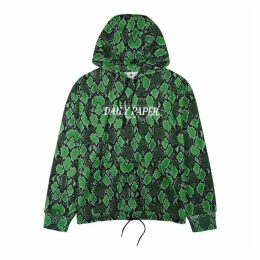 Daily Paper Galsnake Hooded Jersey Sweatshirt