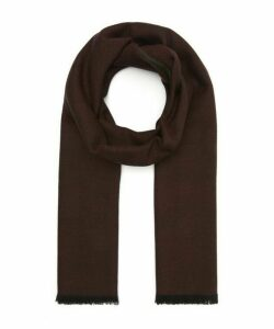 Two-Tone Lambswool Scarf