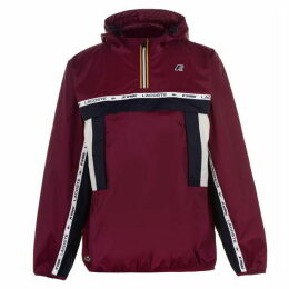 Lacoste K Way Windbreaker Rain Jacket