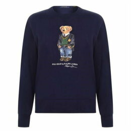 Polo Ralph Lauren Long Sleeve Bear Sweatshirt