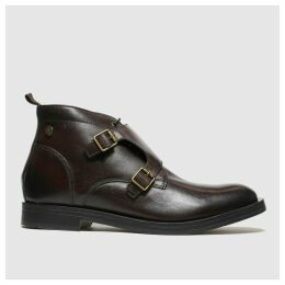 Base London Brown Ezra Boots