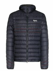Rapha Explore padded hooded jacket - Blue