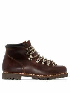 Paraboot Avoriaz leather hiking boots - Brown