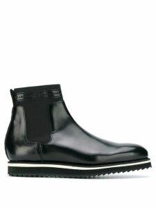Karl Lagerfeld Nettuno chelsea boots - Black