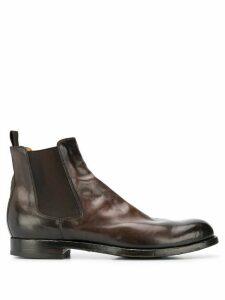 Officine Creative Hive 7 Chelsea boots - Black