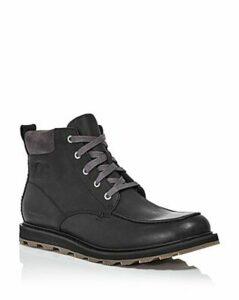 Sorel Men's Madson Moc-Toe Waterproof Boots