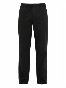 Schnayderman's - Straight-leg Cotton-twill Chino Trousers - Mens - Navy