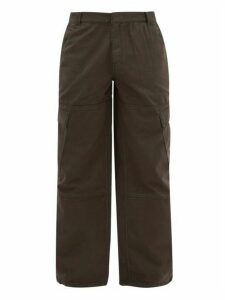 Phipps - Patrol Cotton Blend Trousers - Mens - Brown