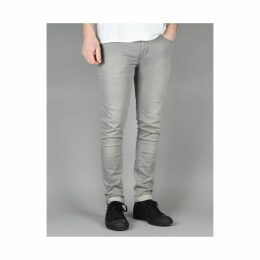 Route One Super Skinny Denim Jeans - Washed Grey (36)