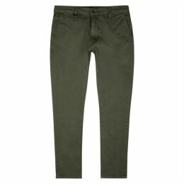 Neuw Rock Utility Stretch-cotton Chinos