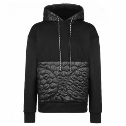 Twenty Pride Quilted Hooded Sweatshirt