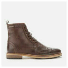 Superdry Men's Shooter Boots - Brown - UK 11
