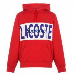 Project Blitz Supreme Lacoste Logo Hoodie