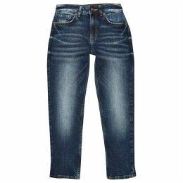River Island Dark Blue Jake denim jeans