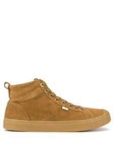 Cariuma OCA hi-top sneakers - Brown