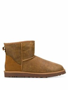 Ugg Australia Mini Bomber ankle boots - Brown