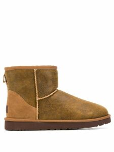 Ugg Australia shearling lined boots - Brown