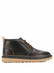 Ugg Australia lace-up detail boots - Brown