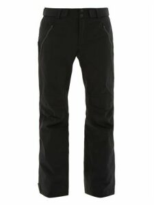 Aztech Mountain - Team Aztech Soft Shell Ski Trousers - Mens - Black
