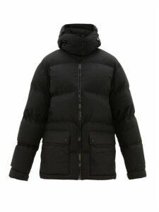 Aztech Mountain - Elk Mountain Down Filled Padded Jacket - Mens - Black