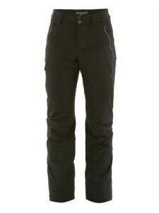 Capranea - Casanna Soft Shell Ski Trousers - Mens - Black