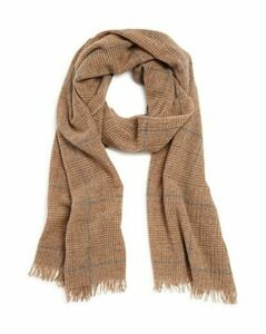 The Men's Store at Bloomingdale's Tonal Plaid Scarf - 100% Exclusive