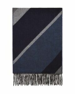 The Men's Store at Bloomingdale's Diagonal Striped Scarf - 100% Exclusive