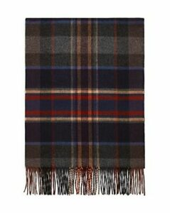 The Men's Store Multi-Color Plaid Scarf - 100% Exclusive