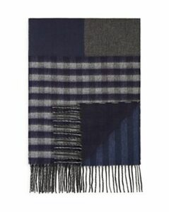 The Men's Store at Bloomingdale's Patchwork Scarf
