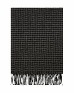 The Men's Store at Bloomingdale's Houndstooth Scarf - 100% Exclusive