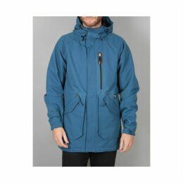 Bonfire Strata Gold Collection Snowboard Jacket - Cobalt (L)