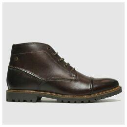Base London Brown Rafferty Boots