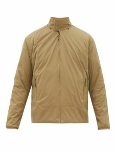 Snow Peak - Zip-through Shell Jacket - Mens - Beige