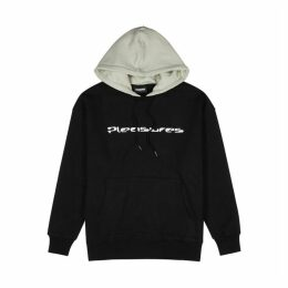 Pleasures Hard Drive Printed Cotton Sweatshirt